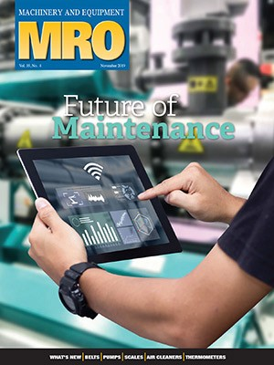 MRO Magazine Cover November